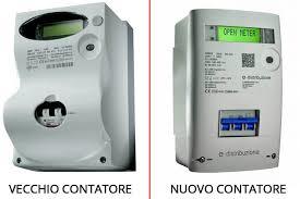 AVVISO SOSTITUZIONI CONTATORE ENERGIA ELETTRICA