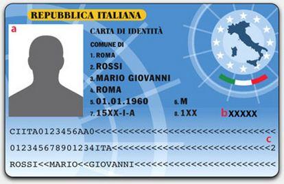 AVVISO DI RILASCIO DELLA CARTA DI IDENTITA' ELETTRONICA.