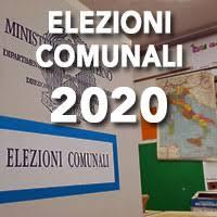 ELEZIONE DIRETTA DEL SINDACO E DEL CONSIGLIO COMUNALE. VOTAZIONI DEL 25 E 26 OTTOBRE 2020. MANIFESTO