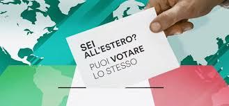 REFERENDUM COSTITUZIONALE 29/03/2020: OPZIONE PER L'ESERCIZIO DEL VOTO PER CORRISPONDENZA NELLA CIRC