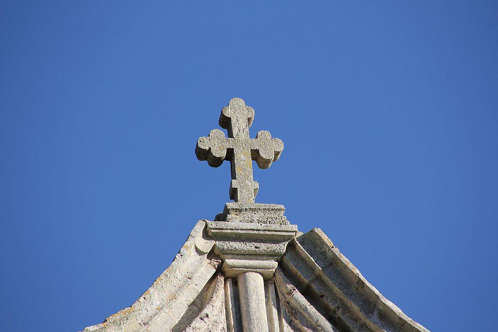 Croce chiesa Bonu Ighinu