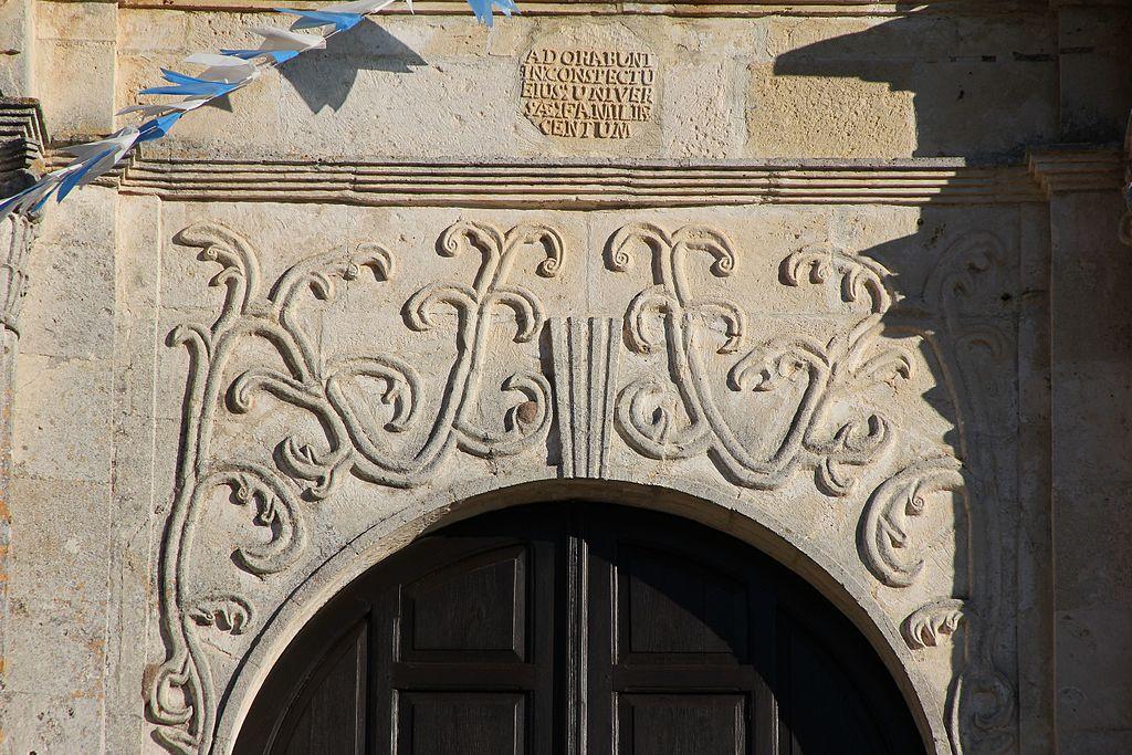 Facciata Chiesa Bonu Ighinu